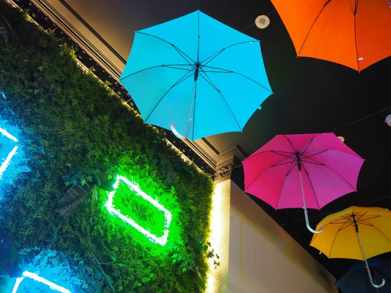 Bibimbap Glasgow Korean restaurant review - interior