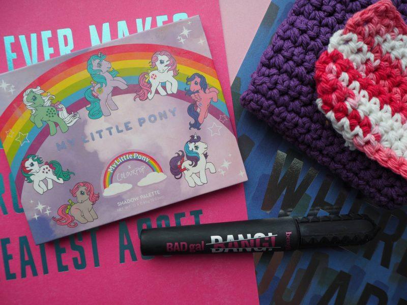 Beauty loves: Colorpop, Benefit, Rachelle Renee