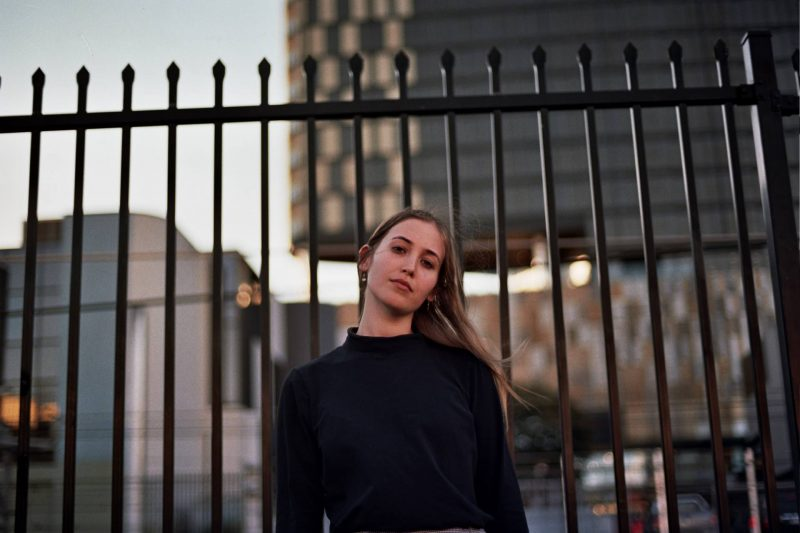Hatchie press photo 2018, used courtesy of Heavenly Recordings