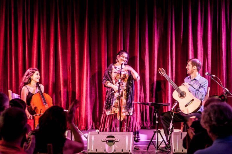Songs of the Roma 1, credit Barbara Ostrowska