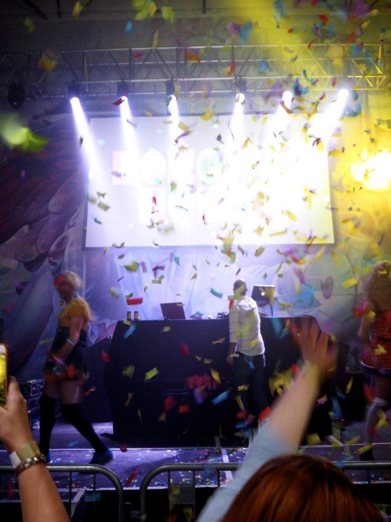 Bongo's Bingo Glasgow rave