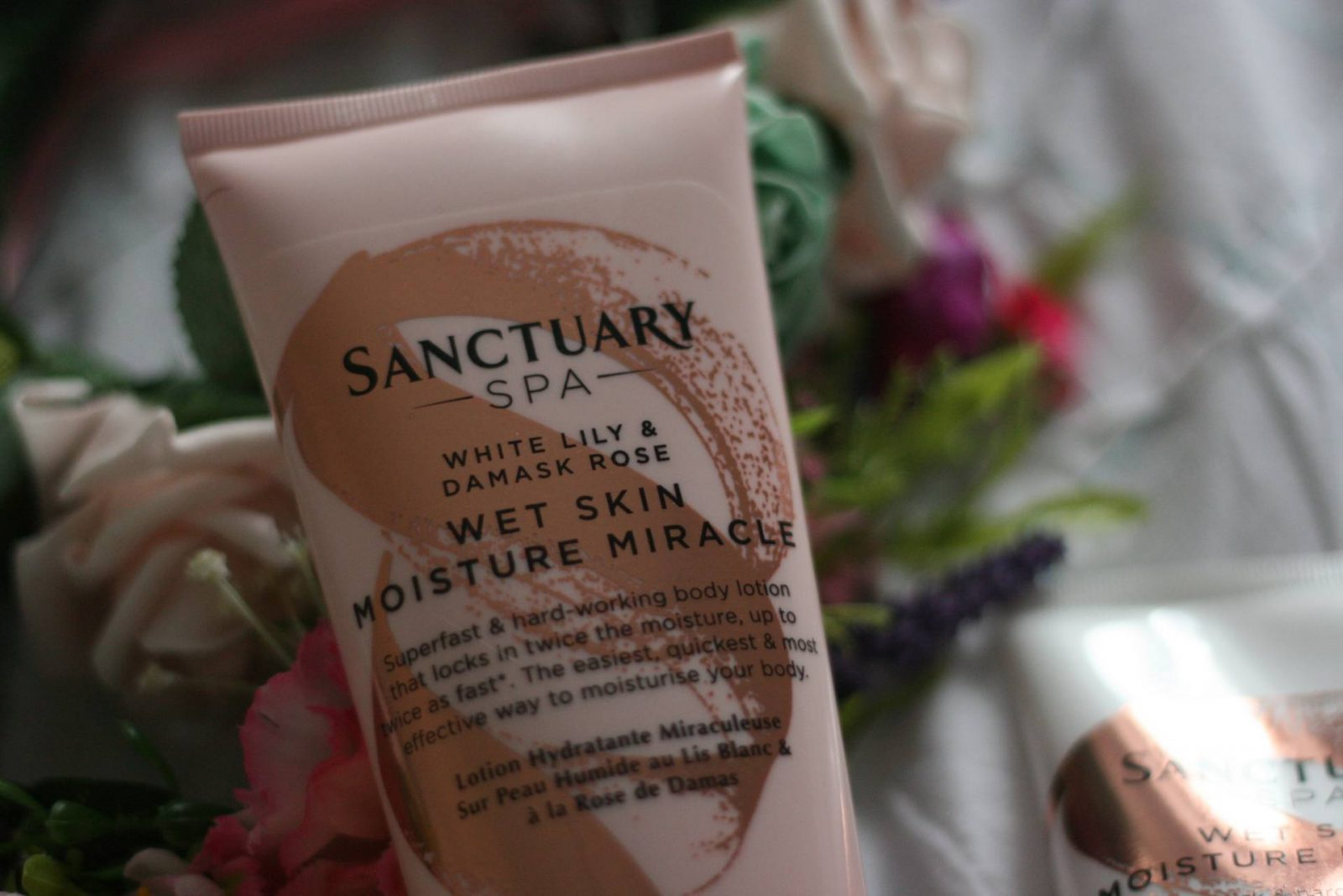 your morning moisture miracle from sanctuary spa;