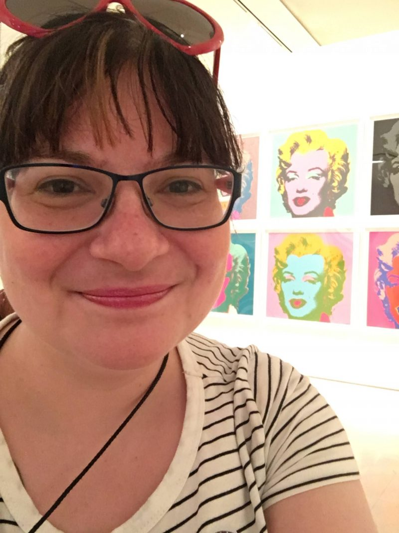 24 hours in Malaga: at Warhol. Mechanical Art exhibition at Museo Picasso Malaga