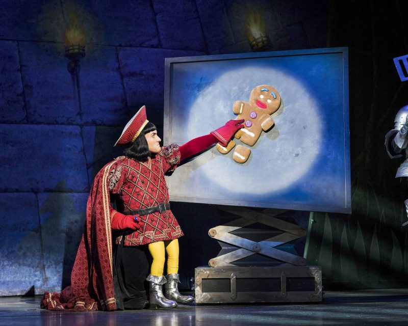 Samuel-Holmes-as-Lord-Farquaad.-Shrek-the-Musical-UK-and-Ireland-tour-2018.-Credit-Helen-Maybanks