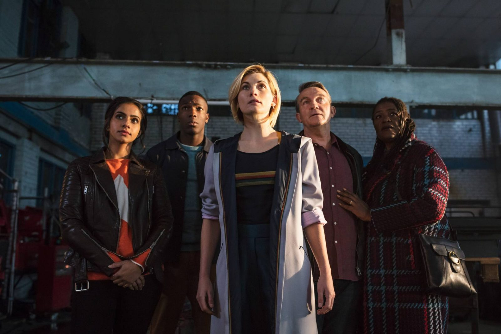 tv review: doctor who – the woman who fell to earth, bbc one;