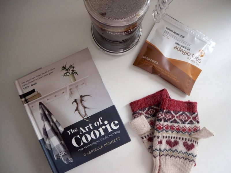 Adagio loose leaf tea review, cosying up for Autumn