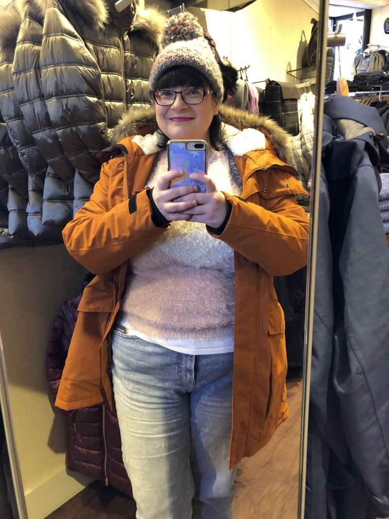 #ccwbloggerroadtrip A/W18 - Last Year's Girl in Didriksons parka and Bart's Accessories hat