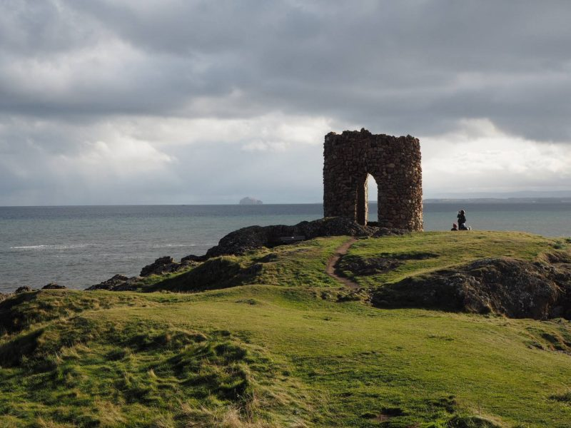 #ccwbloggerroadtrip A/18 - Lady's Tower, Elie, Fife