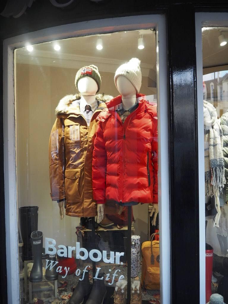 #ccwbloggerroadtrip A/W18 - CCW St Andrews storefront