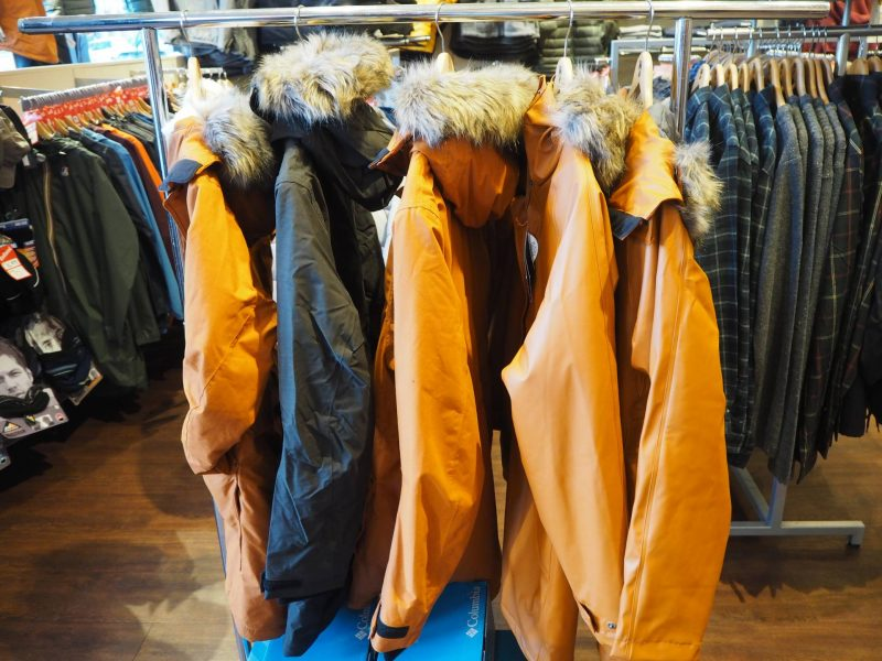 #ccwbloggerroadtrip A/W18: Didricksons coats from CCW Clothing
