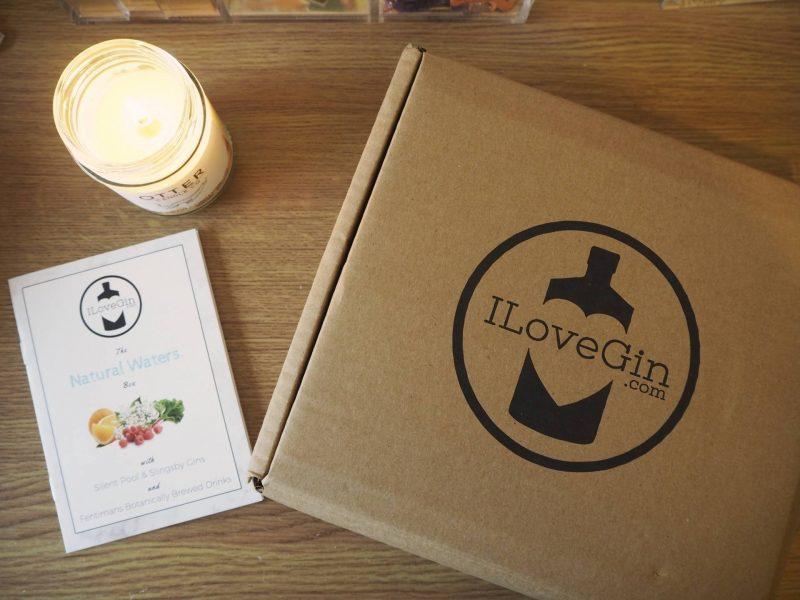 ILoveGin gin subscription box review