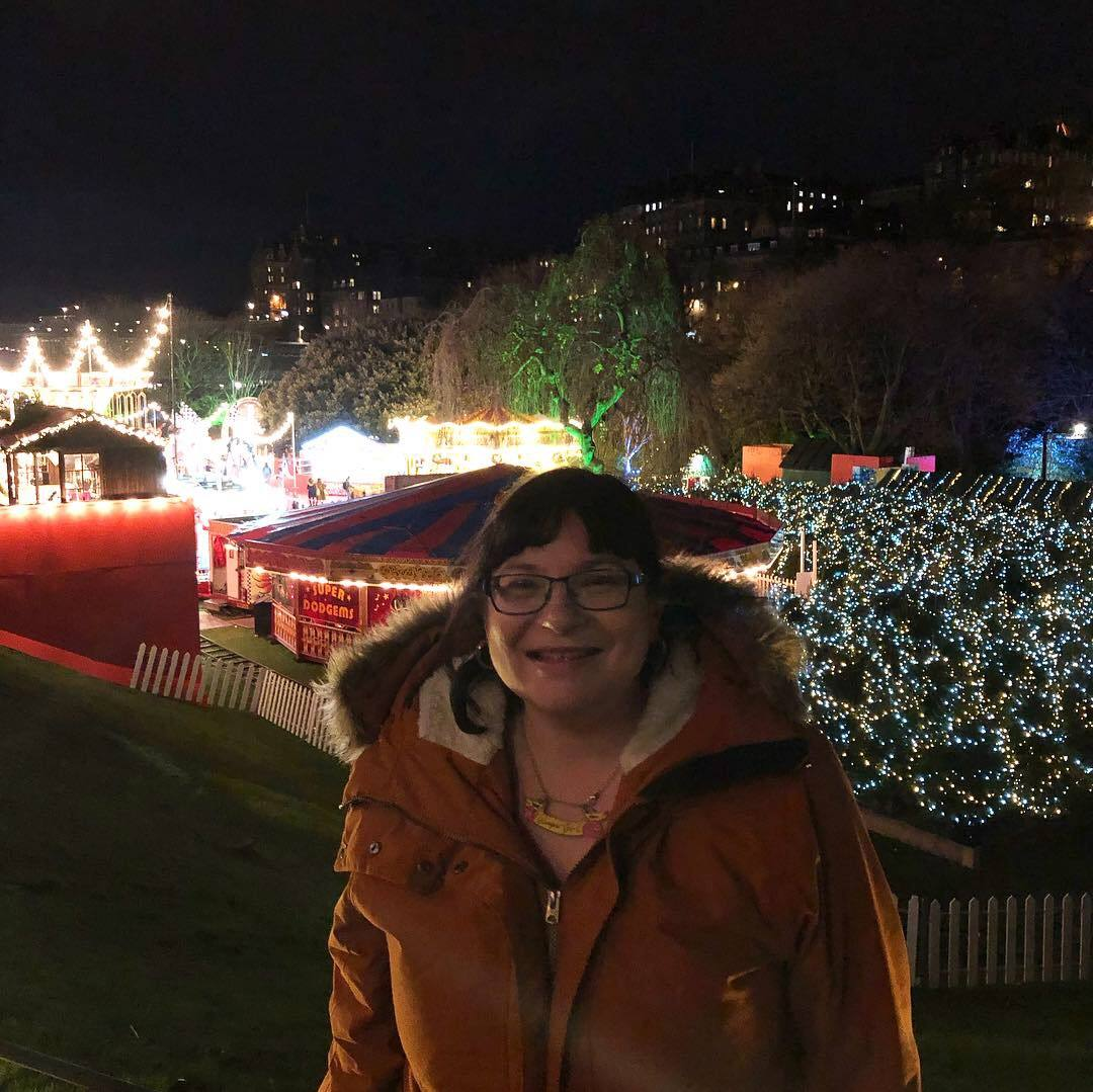 in the spirit with edinburgh's christmas;